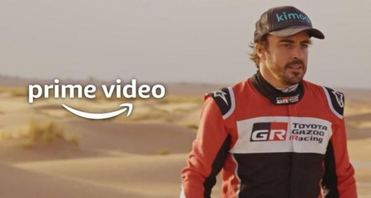 Fernando Alonso Amazon Prime Video acción