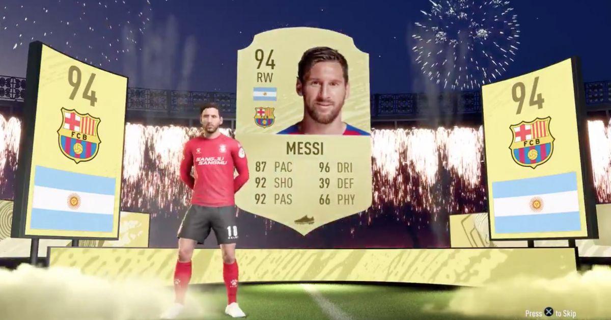EA lanza una herramienta que medirá cuánto tiempo y dinero gastamos en FIFA
