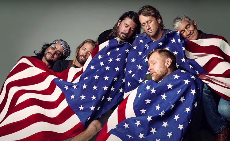 Foo Fighters Shame shame Medicine at Midnight