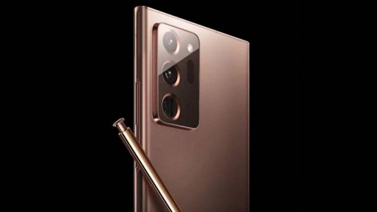 Haz fotos profesionales con tu Samsung Galaxy Note 20 con estos trucos