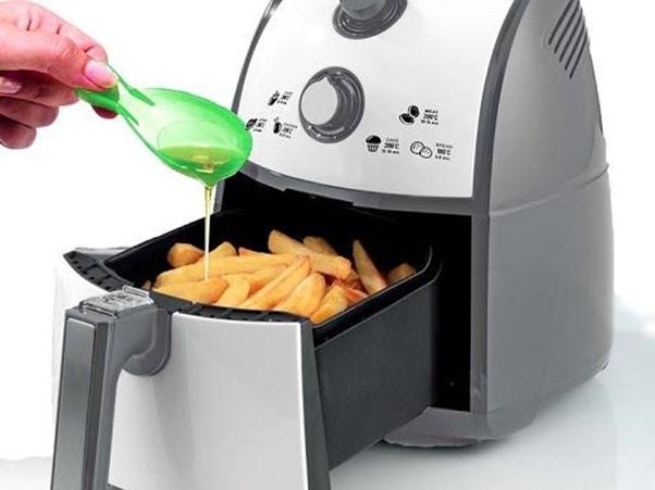 Freidoras sin aceite y otros equipos de cocina para un comer sano y placentero