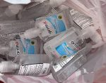 geles hidroalcoholicos no protegen Covid-9