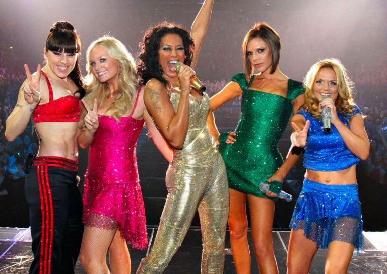 ¡Irreconocible! El cambio de look de Geri Halliwell, la ex Spice Girls