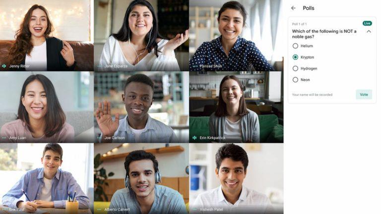 Google Meet: Así puedes cambiar el fondo de una videollamada