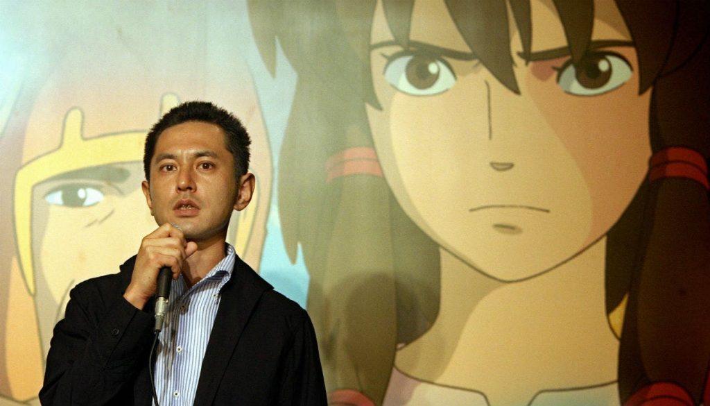 Goro Miyazaki, el gran artífice de 'Earwig y la bruja', de Studio Ghibli.