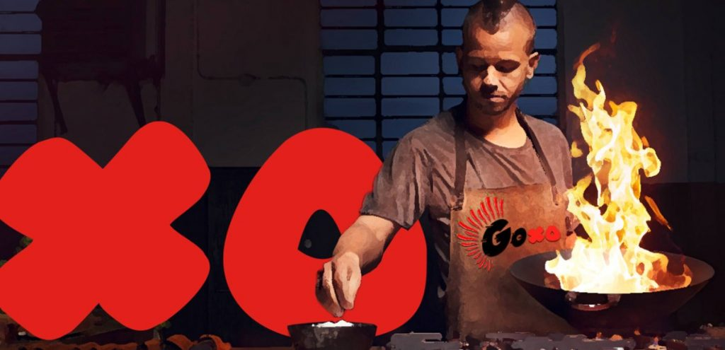El Goxo de David Muñoz, uno de los restaurantes creados exclusivamentes para el 'delivery'.