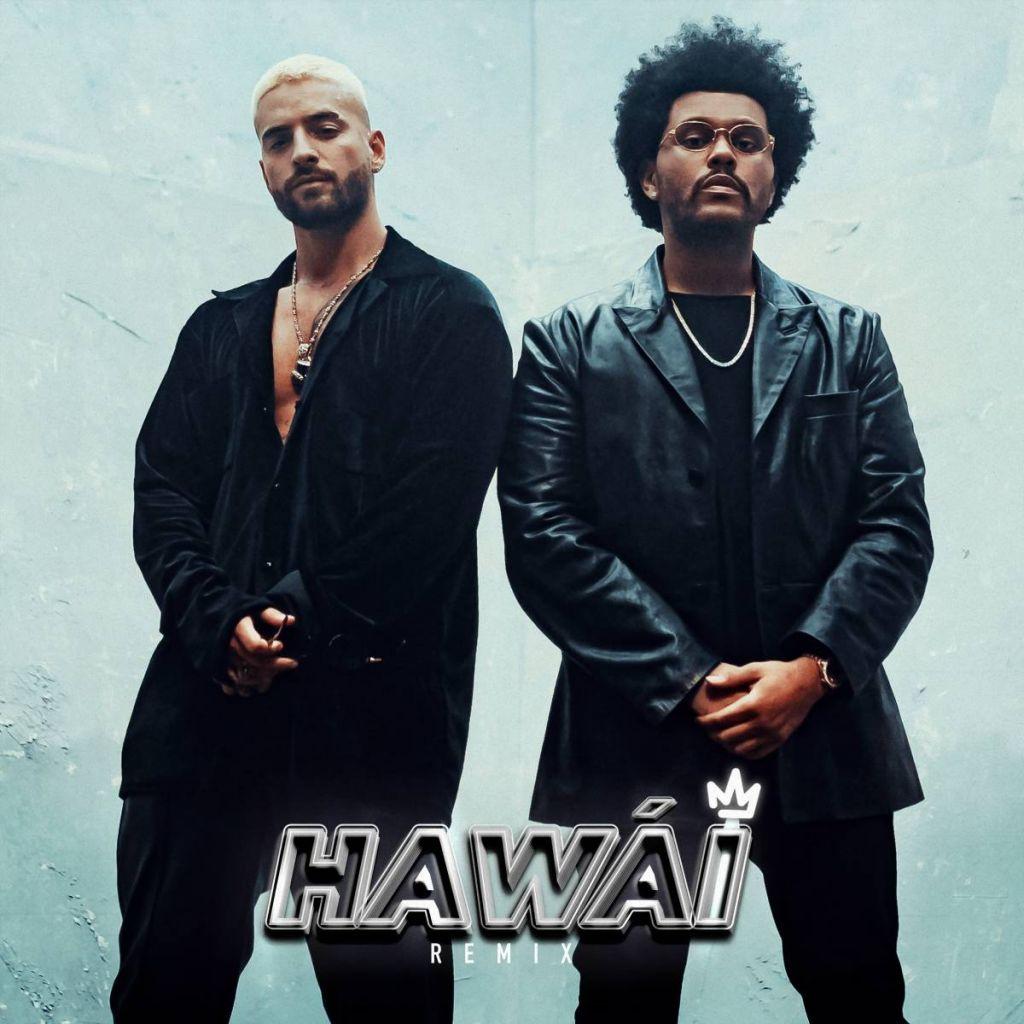 Hawái (Remix) Maluma The Weeknd