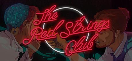 Logo de The Red Strings Club