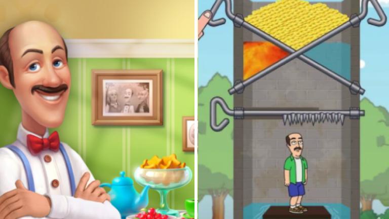 'Homescapes', 'Gardenscapes' y otros juegos que usan 'publicidad engañosa'