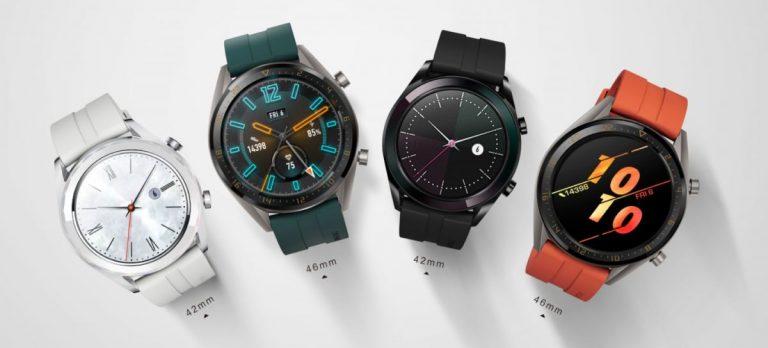 Huawei Watch GT: el smartwatch más vendido de Amazon y que cuesta menos de 100 euros