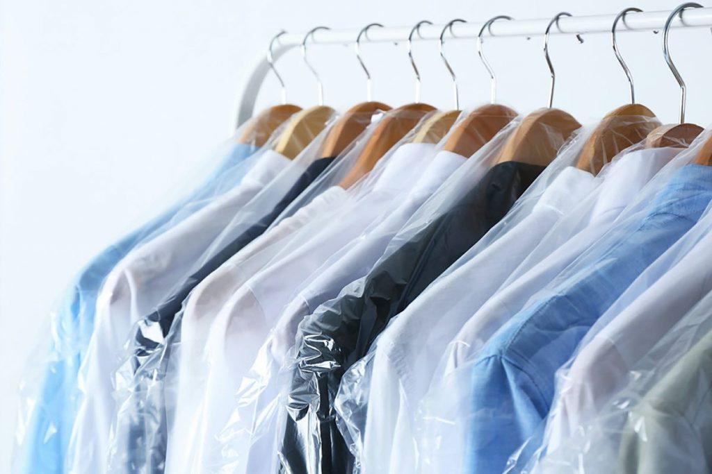 Lleva tu ropa a una tintorería profesional por olor