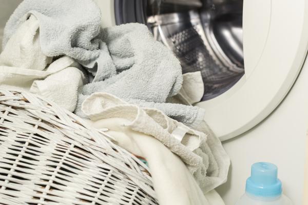 Olor a humedad en toallas después del lavado
