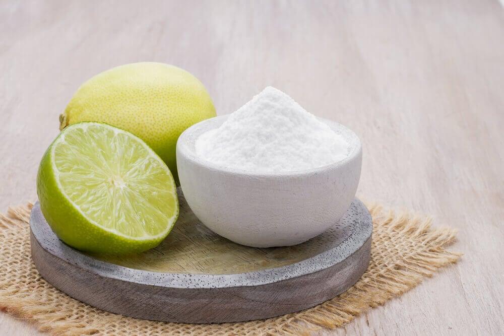 Aceite de limón y sal para humedad