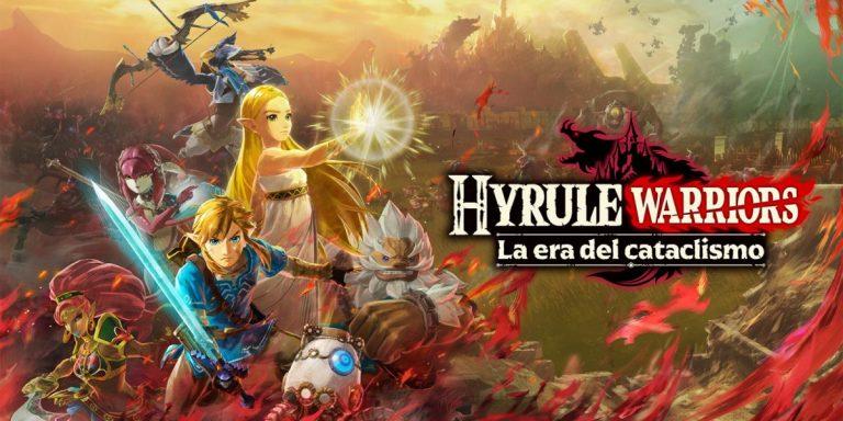 Hyrule Warriors: La era del cataclismo – Impresionante Musou de la saga Zelda