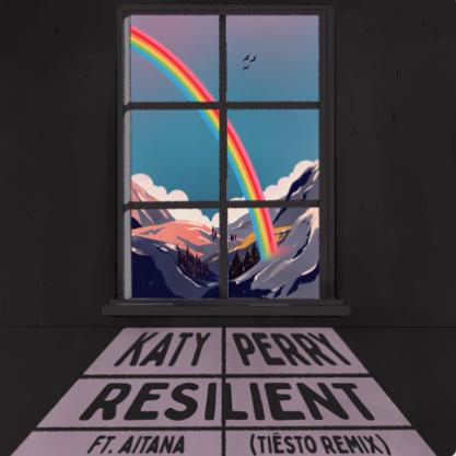 Aitana Katy Perry resilient