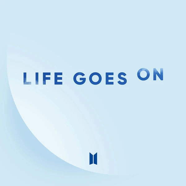 BTS life goes on  BE