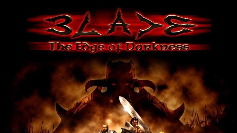 Portada de Blade: The Edge of Darkness