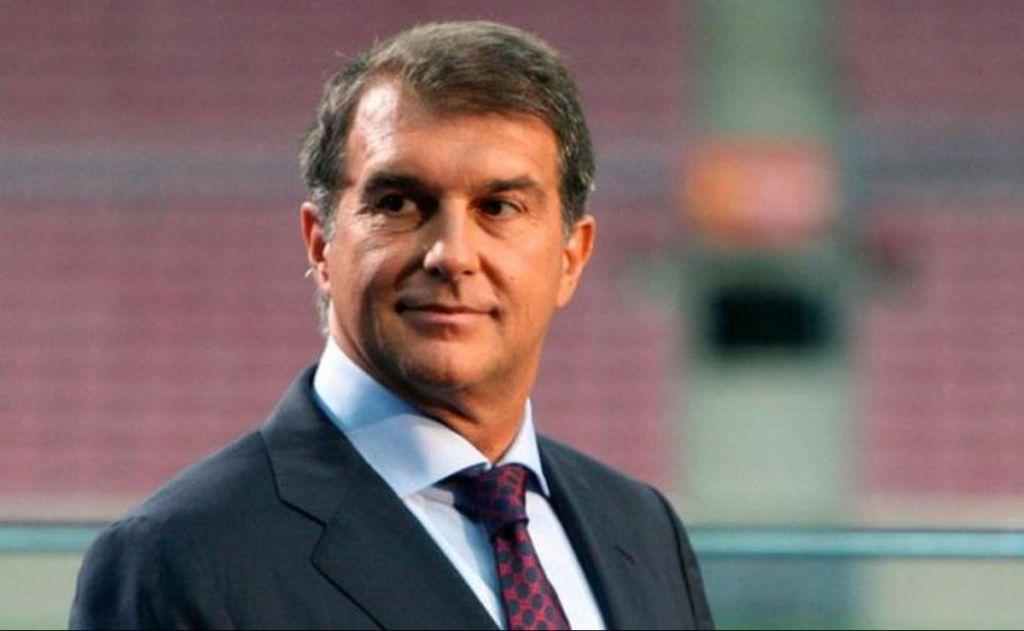 Joan Laporta FC Barcelona presidencia
