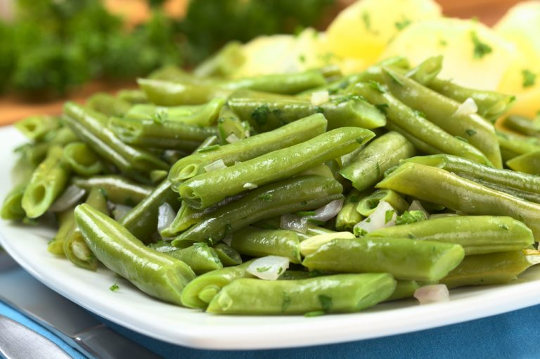 Cómo hacer un rico plato de judías verdes al microondas