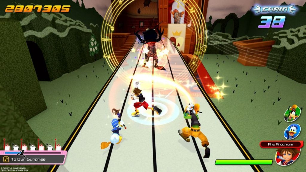 Kingdom Hearts: Melody of Memory – Un placer musical