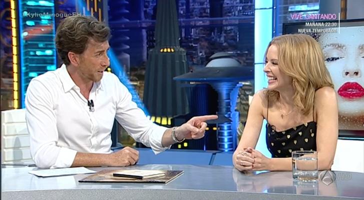 Kylie Minogue en El Hormiguero: sus actuaciones más 'hot' antes de 'Disco'