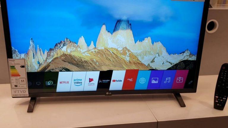 Estas son las mejores Smart TV de LG