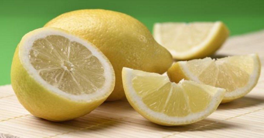 enema de limon