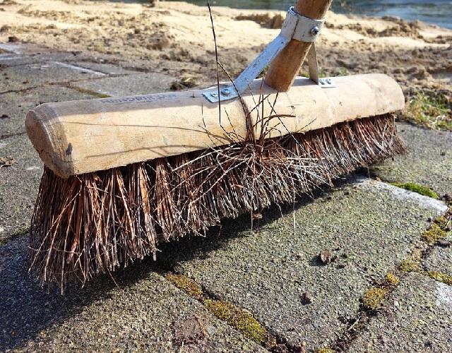 limpiar exteriores