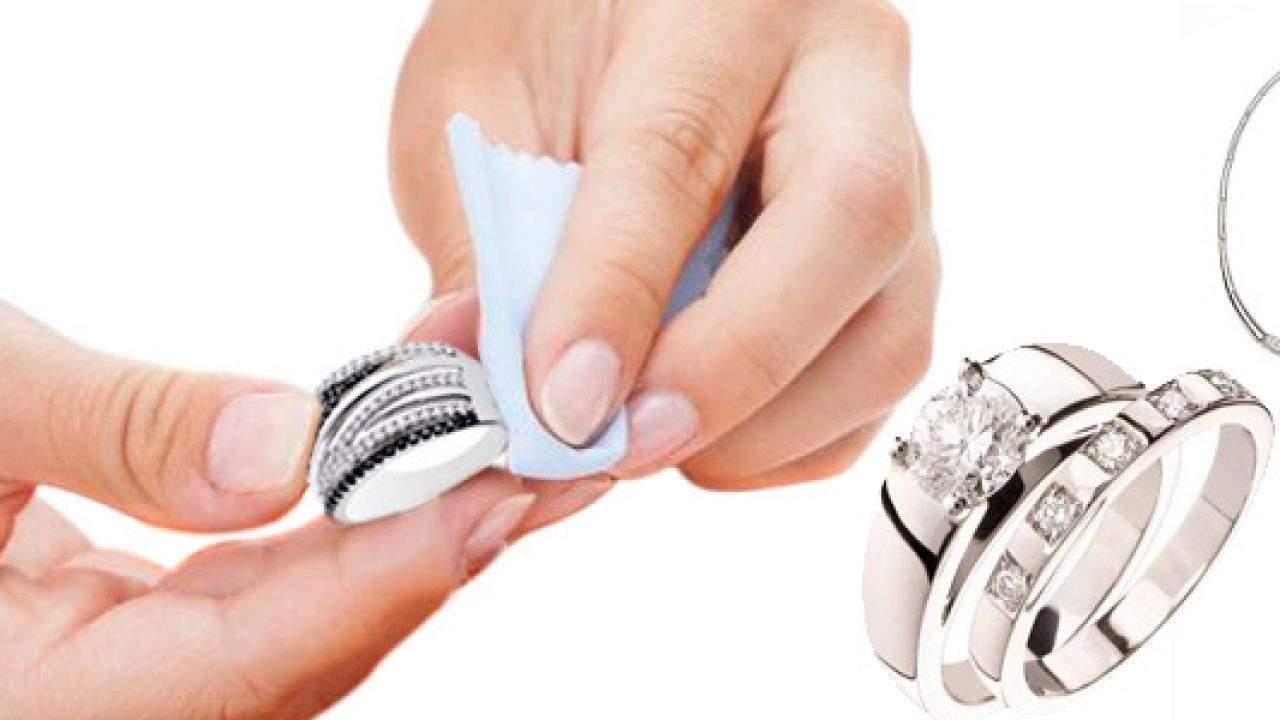 Limpiar la plata
