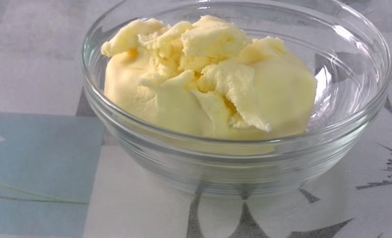 La receta para hacer mantequilla en la Thermomix