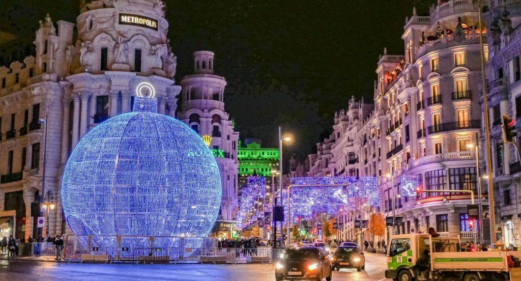 Lugares mágicos en España para celebrar la Navidad