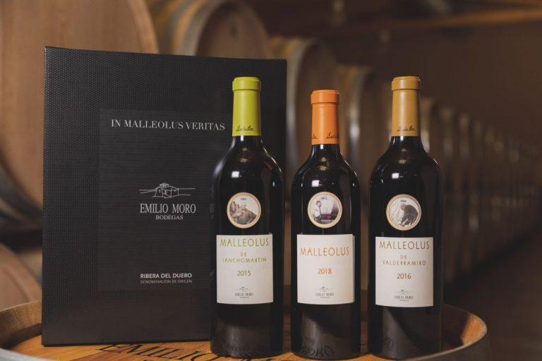 Emilio Moro, los vinos más top para que brindes esta Navidad
