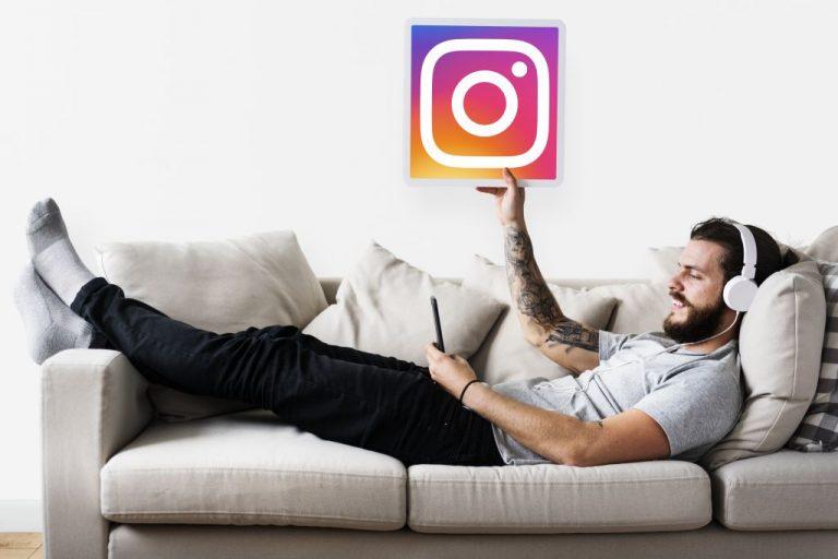 Cómo saber si una persona está conectada a Instagram