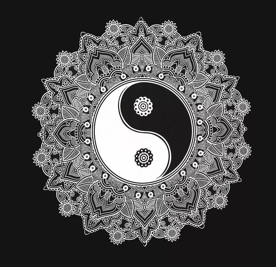 El mandala en el taoísmo