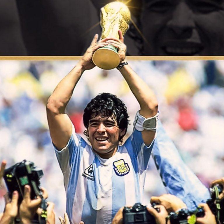 Así ha sido el último adiós a Maradona