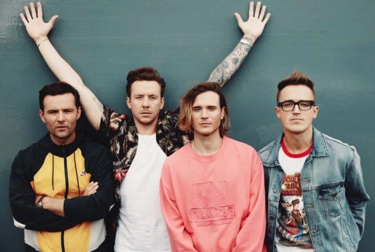 "McFly presenta ""Young Dumb Thrills"", su regreso"