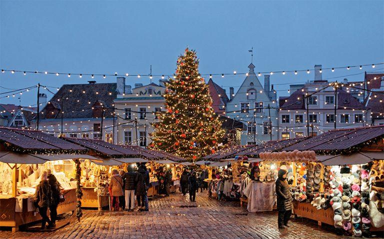 Mercados navideños del mundo que te harán pensar en un cuento de Navidad