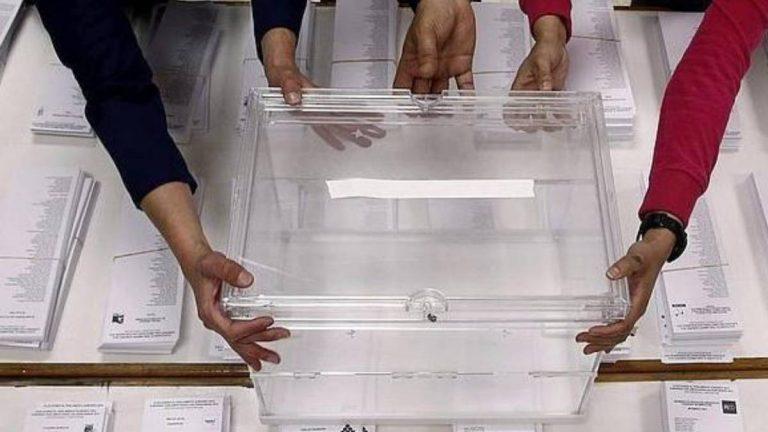 Qué es vocal suplente mesa electoral