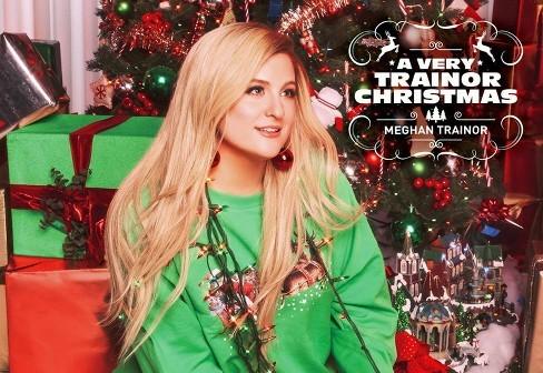 """""""A Very Trainor Christmas"""", el disco navideño de Meghan Trainor"""
