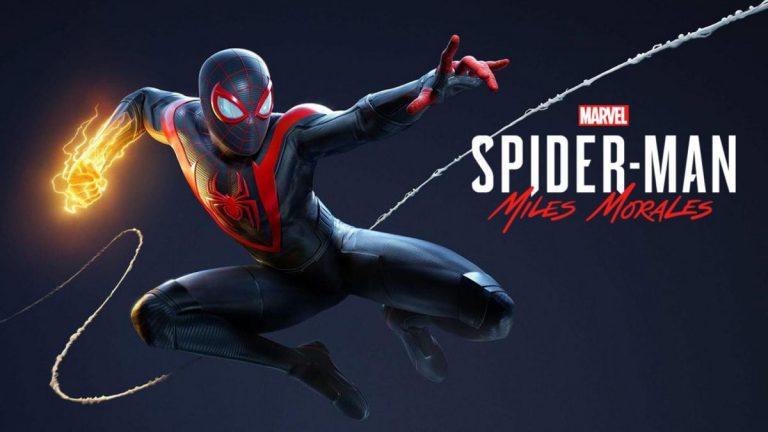 El espectacular tráiler de Spider-Man: Miles Morales de PS4 y PS5