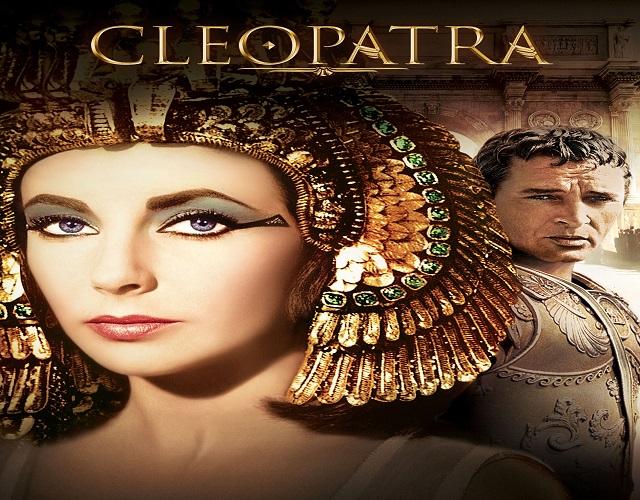 mujeres cleopatra