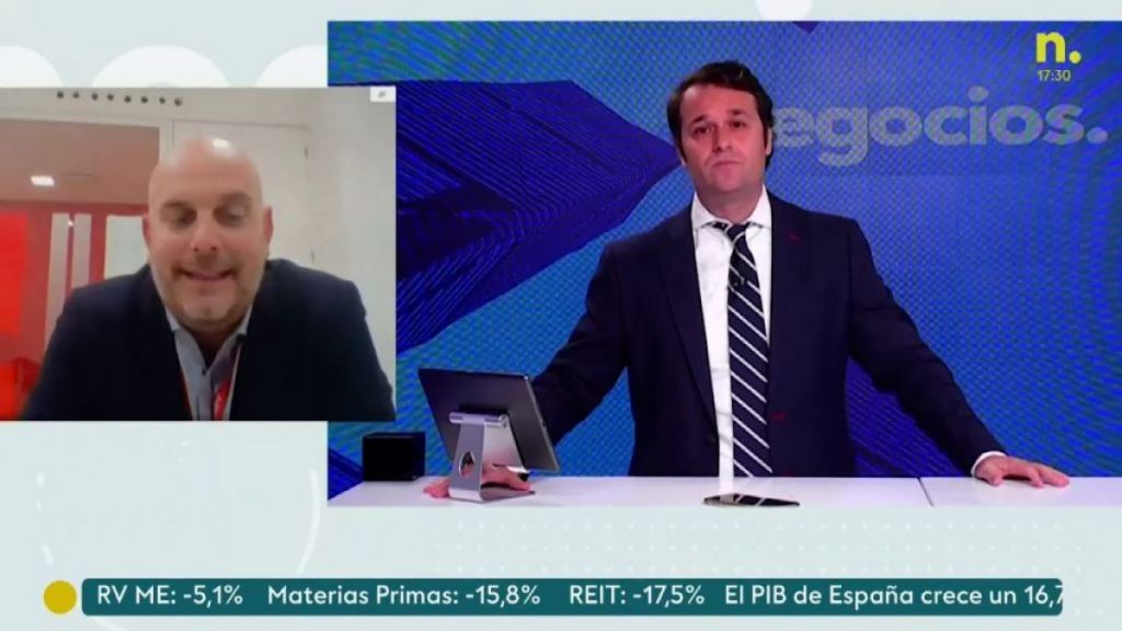Nace Negocios TV, el nuevo canal de información económica