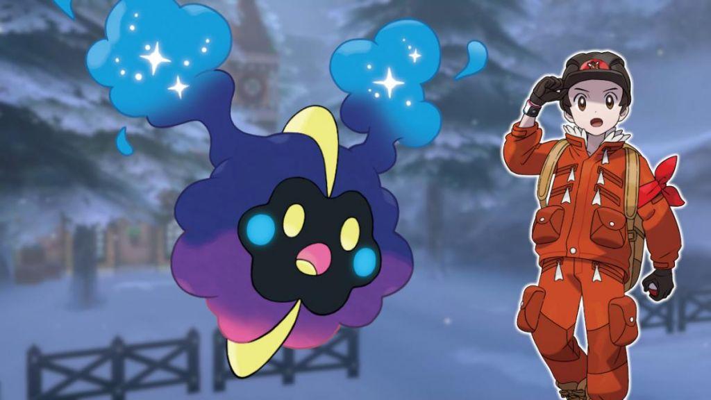 Cómo conseguir Cosmog en Pokémon Sword and Shield
