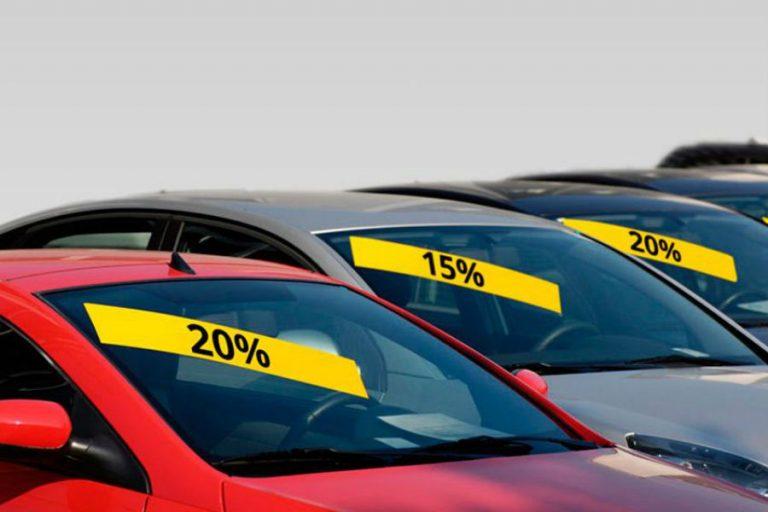 Las mejores ofertas y descuentos de coches en el Black Friday