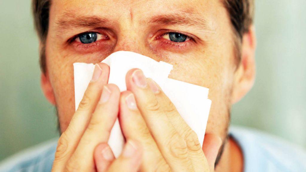 Las alergias son las mas comunes de que te las provoquen