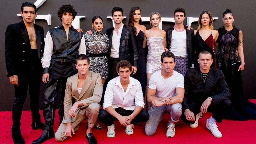 Actores de élite que no volverás a ver en la serie
