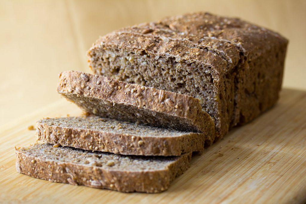 Pan integral para los Huesitos saludables