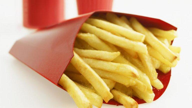 Cómo hacer las patatas deluxe del McDonald's