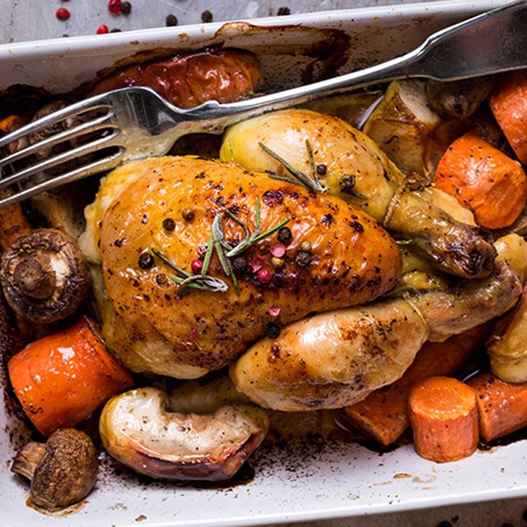 Las cantidades, errores al cocinar el pollo