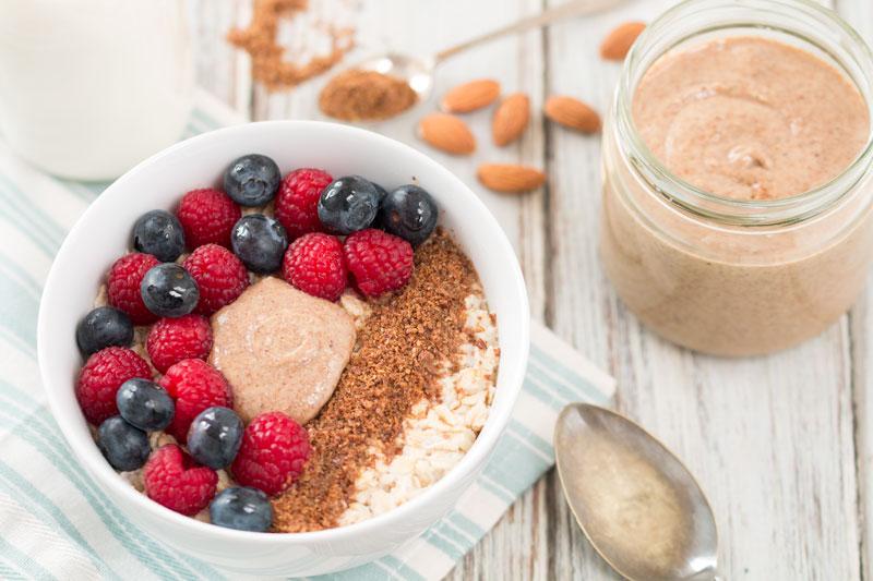 Cuales son los ingredientes que lleva un buen porridge